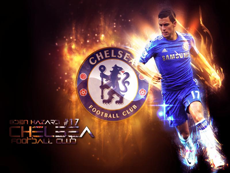 Eden Hazard 2013 Wallpaper HD Chelsea FC