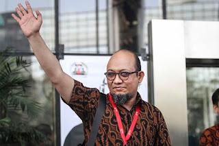 Penyerangnya Dituntut 1 Tahun Penjara, Novel Baswedan: Hukum di Negara Kita Compang-camping