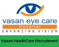Vasan Healthcare Recruitment