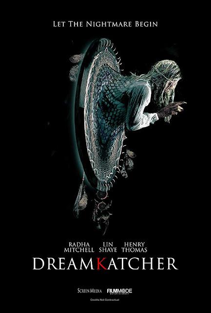 Blumhouse presenta 'Dreamkatcher', un thriller de terror protagonizado por Radha Mitchell, Lyn Shaye y Henry Thomas [Tráiler]