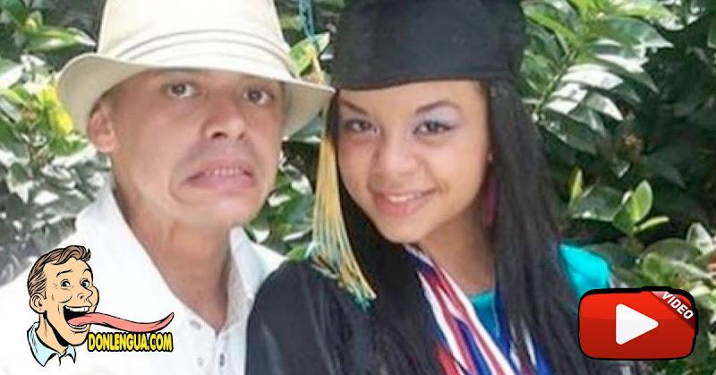 Hoy cumple 13 años la hija del cantante Vico C y las redes lo celebran por todo lo alto