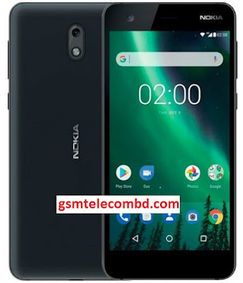 Nokia 2 Dual SIM Flash File TA-1029 All Version