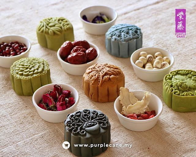Purple Cane Malaysia's #1 Tea Mooncakes Are Back!