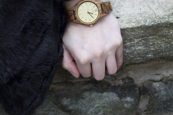 JORD Watch, Wood Watches, How to Wear a Watch, Wood Watch, Zebrawood watch