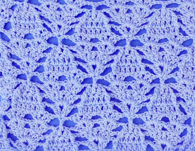 3 - Crochet Imagenes Puntada de piñas a relieve a crochet y ganchillo por Majovel Crochet