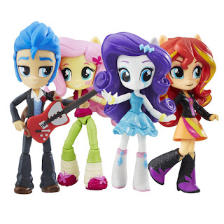 All My Little Pony Equestria Girls Minis Figures