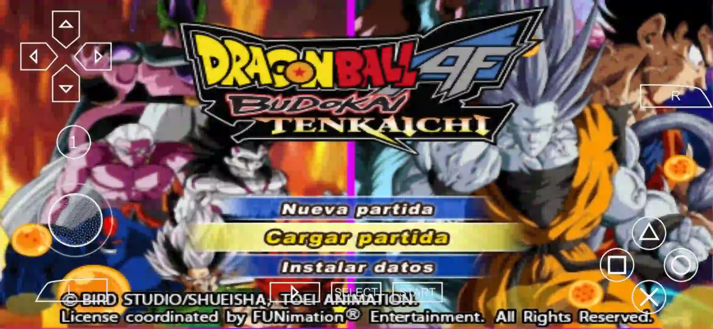 Dragon Ball AF DBZ TTT MOD Download