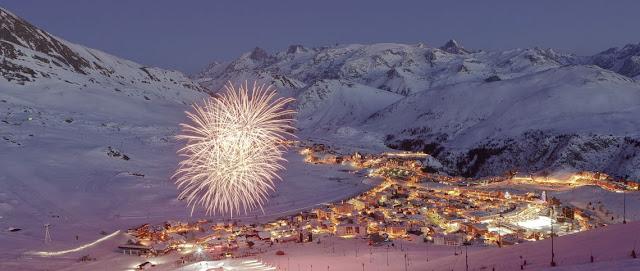 Où partir à Nouvel an?