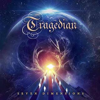 """Ο δίσκος των Tragedian """"Seven Dimensions"""""""