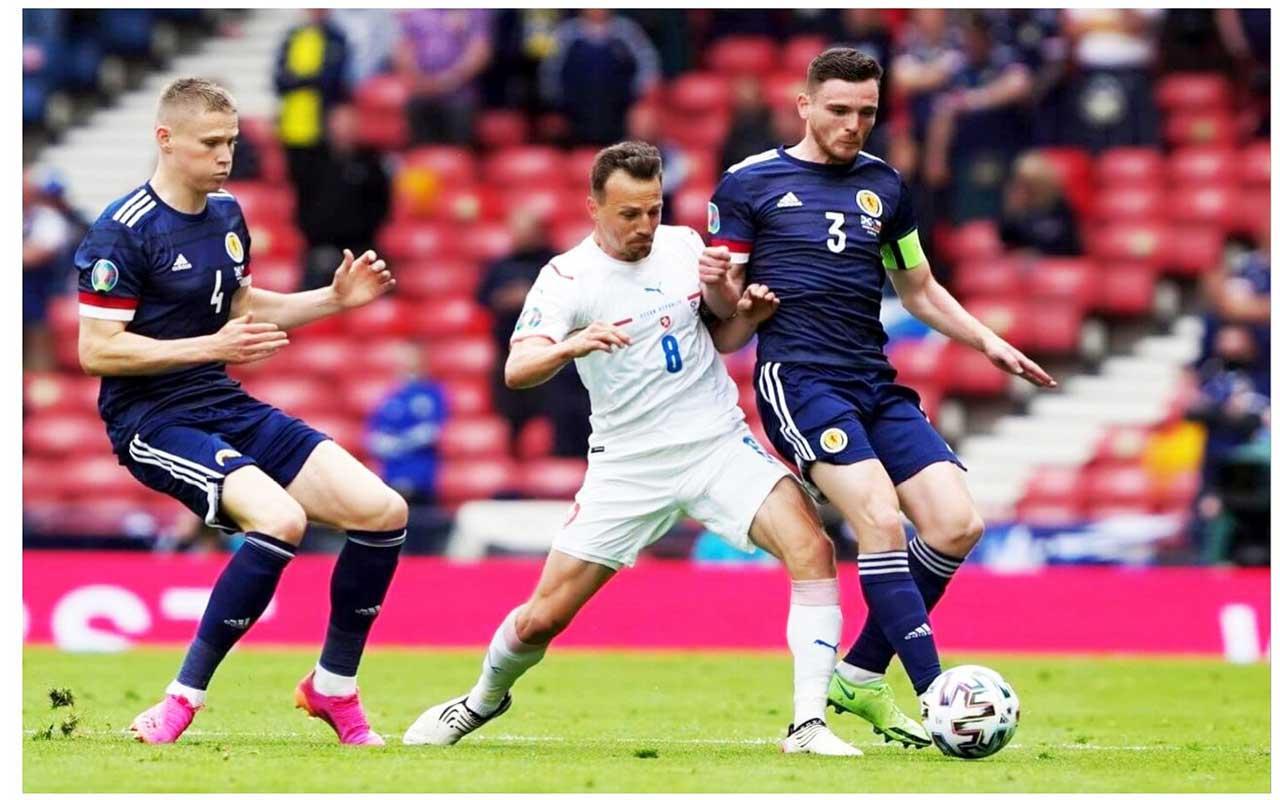 تعرف على موعد مباراة إنجلترا ضد  اسكتلندا والقنوات الناقلة لها