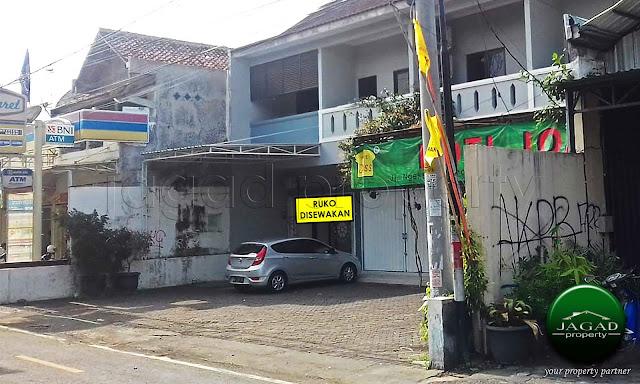 Ruko 2 Lantai Tepi Jalan Utama Kotagede
