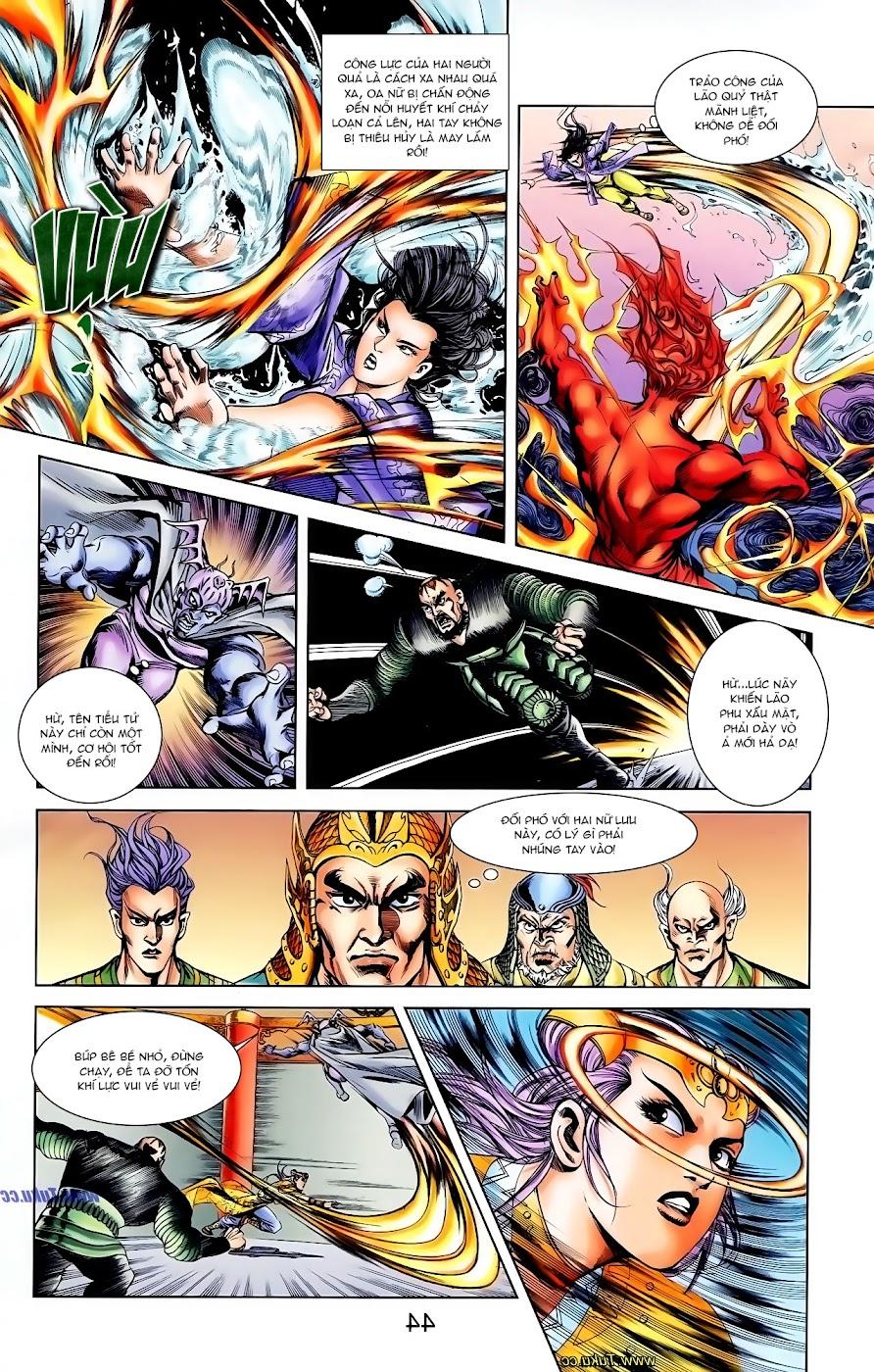 Cơ Phát Khai Chu Bản chapter 106 trang 11