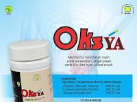 OKSYA - Herbal Untuk Syaraf Kejepit