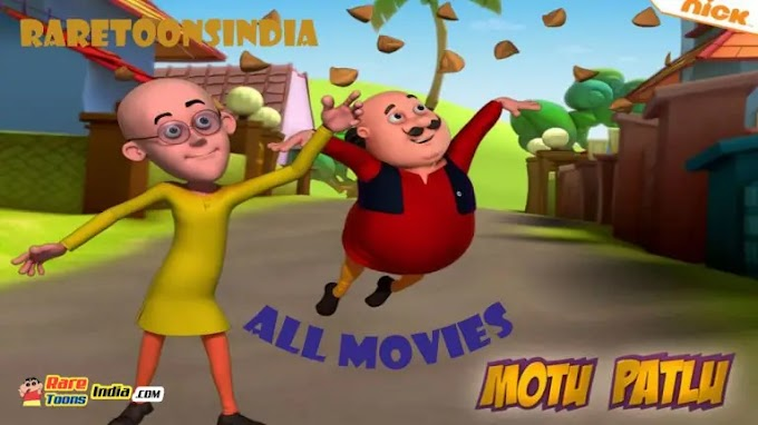 Motu Patlu All Movies Hindi Dubbed Download (360p, 480p, 720p HD, 1080p FHD)