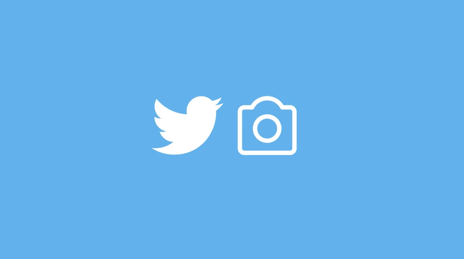 Twitter new update now you can take the photos instantly