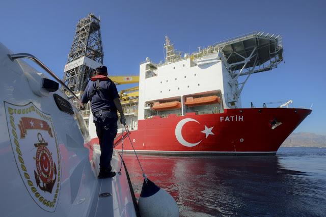 Κάτι τρέχει με τον «Πορθητή»: Σήκωσε άγκυρα από την κυπριακή ΑΟΖ και έβαλε πλώρη για Αττάλεια - Ετοιμάζεται για νέα γεώτρηση;