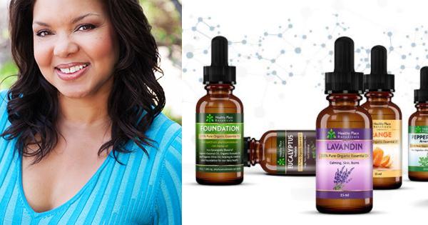 Jacqueline Stokes, registered nurse selling CBD products