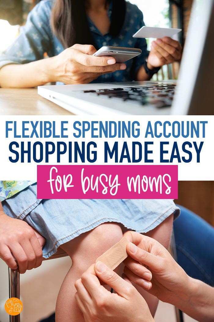 Did you know you can use your FSA for health care essentials you use every day? Make FSA shopping easy with these tips and help from FSAstore.com. Find FSA-eligible products that every mom can use (and how to save too!). #partner #getflexsmart #budget #saving