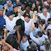 Convenção do PSDB termina em festa no Iate