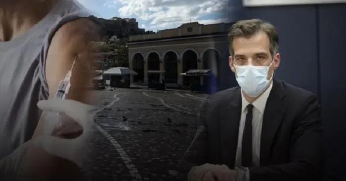 Απειλές Π.Αρκουμανέα: Lockdown σε όσες περιοχές δεν εμβολιάζονται όλοι - Να ακούτε μόνο τους «ειδικούς»