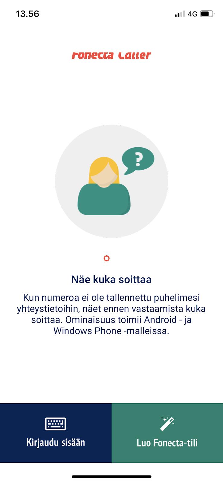 Puhelimeen Ei Saa Yhteyttä Mutta Sillä Voi Soittaa