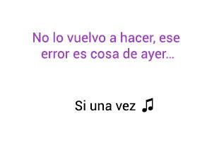 Selena Si Una Vez significado de la canción.