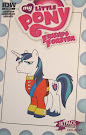 My Little Pony Friends Forever #4 Comic Cover Jetpack (Master) Variant