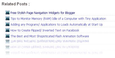 artikel berkaitan dengan ikon cantik untuk blogger
