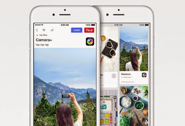 Pinterest debuts 'app Pins' - Lets you install the app right to your iPhone or iPad without ever leaving Pinterest