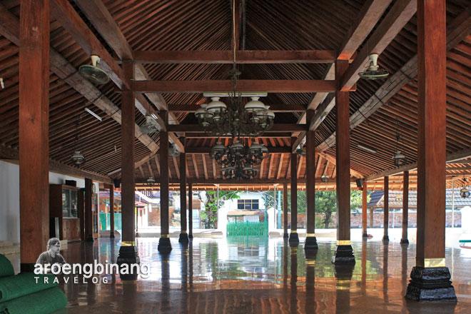 masjid besar mataram kotagede bantul yogyakarta