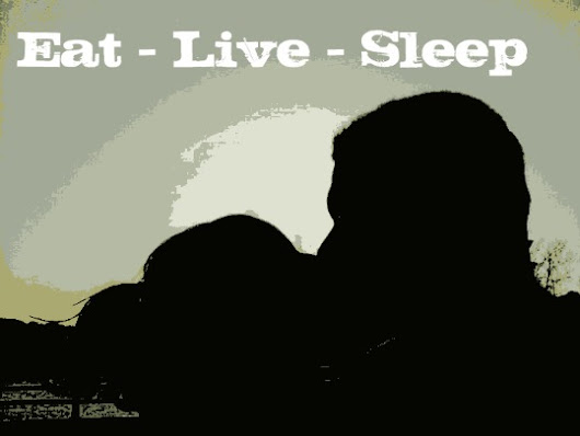 "Eat Live Sleep: The Struggle of Being ""Healthy"""
