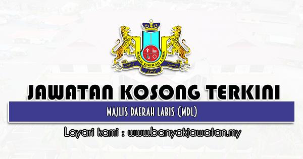 Jawatan Kosong 2021 di Majlis Daerah Labis (MDL)