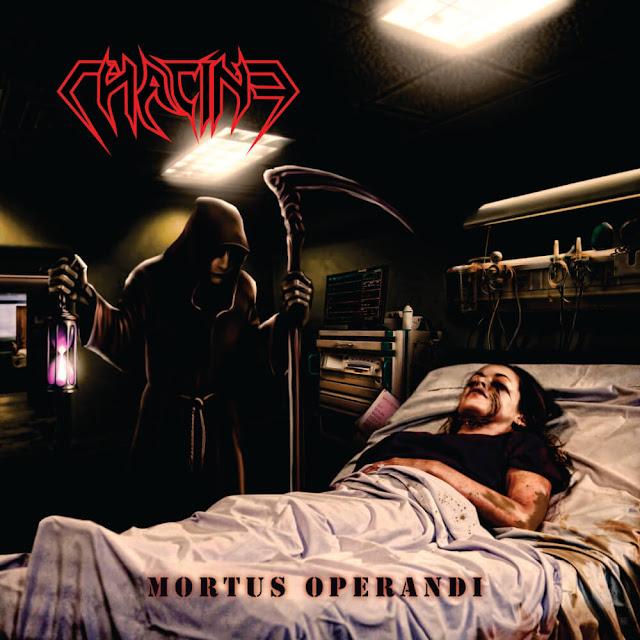 """Chacina - """"Mortus Operandi"""" (Piracicaba/SP) (Nacional - 2019) (Heavy Metal Rock)"""
