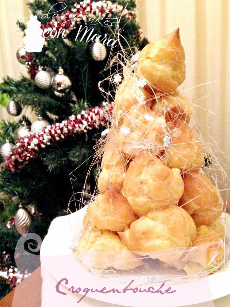No solo cupcakes con mara croquembouche como hacer - Como son los ingleses ...