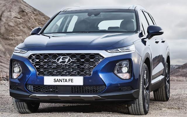 Novo Hyundai Santa Fé 2020