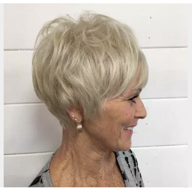 haircuts for women over 60