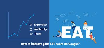 Thuật toán google E-A-T để nâng thứ hạng website