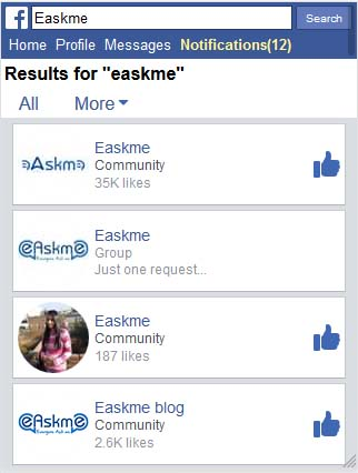 Claim unofficial facebook pages: Facebook Page Optimization Guide: How to Optimize FB Page: eAskme