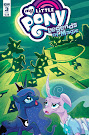 My Little Pony Legends of Magic #3 Comic Cover Subscription Variant