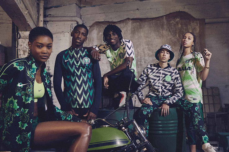 All Items   Prices  Spectacular Nike Nigeria 2018 World Cup Collection  Revealed - Footy Headlines 2cae2c15d
