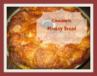 Cinnamon Monkey Bread Recipe