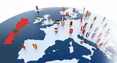 هام إعفاء المغاربة من التأشيرة لدخول أوروبا و الإقامة فيها لمدة ثلاثة أشهر