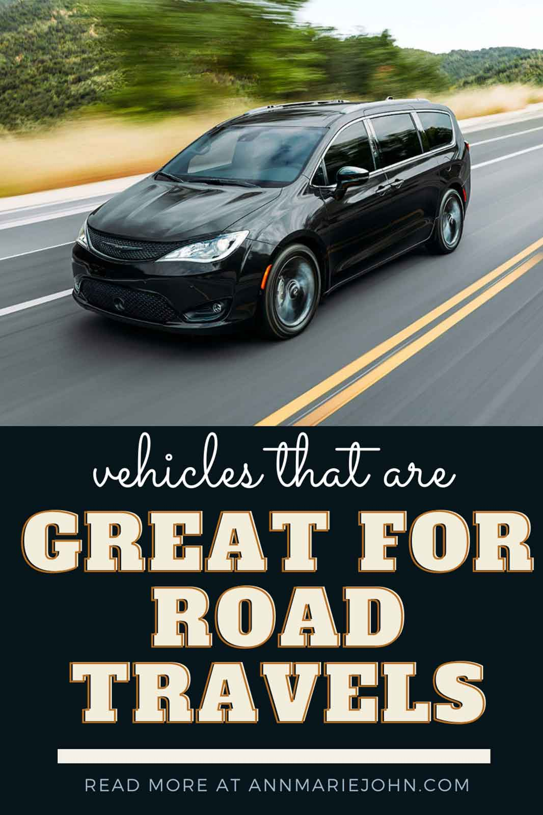 Vehicles That are Great for Road Travels