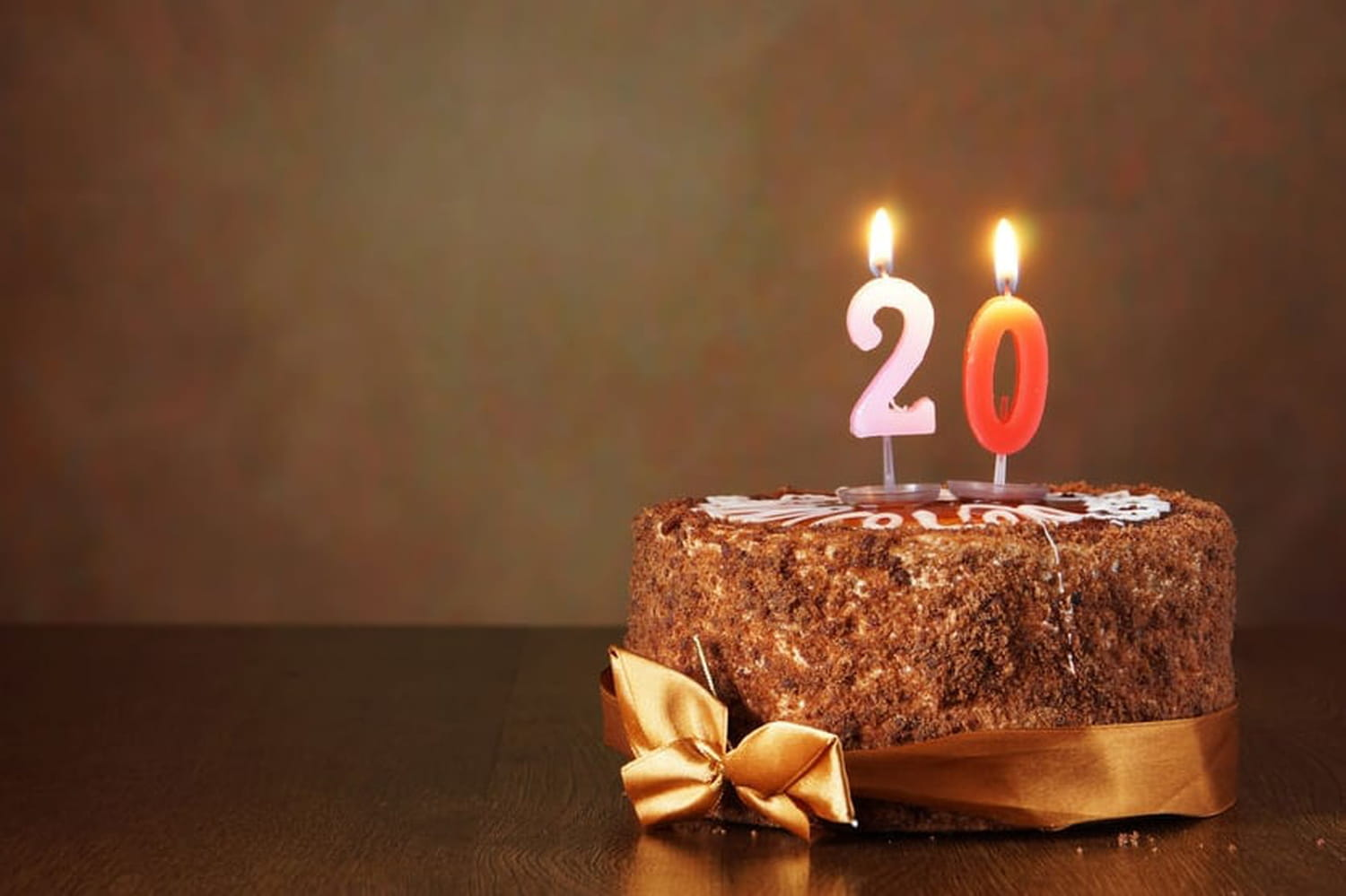 20th Short & Long Birthday Wishes - Greetings - Messages