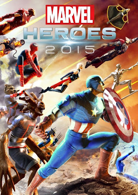 Marvel Heroes 2015 download