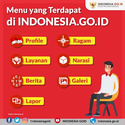 Wajah Baru Portal Berita www.indonesia.go.id