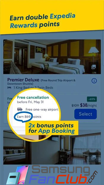Download Expedia Travel Deals & Bookings Android App for Samsung Phones