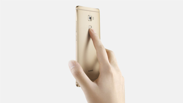 The Huawei Mate S is now official