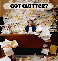 Image result for clutter