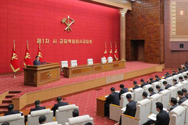 Third-day Sitting of First Short Course for Chief Secretaries of City and County Party Committees